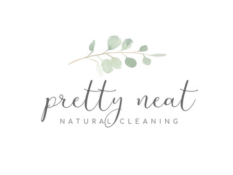 Pretty Neat Natural Cleaning is up and running!