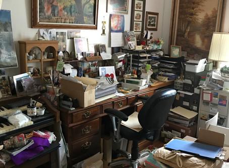 Ask the Organizer: Chronic Disorganization