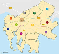 Quartiers de Baden