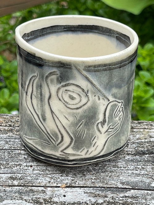 Fish Face Cup