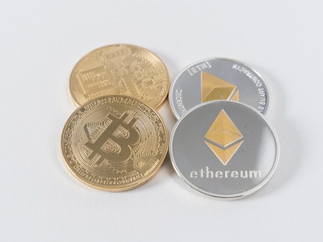 The rise of Bitcoin and Ethereum…two very different assets