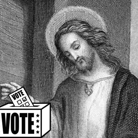 How To Vote Like Jesus