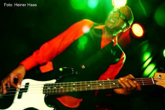 Myke Rock, Electric Bass Guitar, Ray Ful