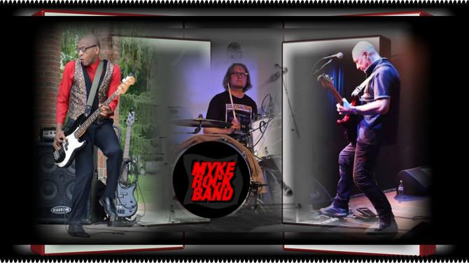 Myke Rock Band (Belgium) is Born!