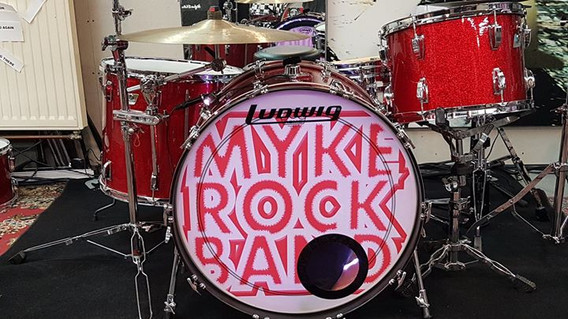 Rik Vannevel's Myke Rock Band (Rik, Myke