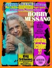 Bobby Messano, Myke Rock & Koen Mertens play an Acoustic Trio Show SAT OCT 27 @ Bij Stinne in Me