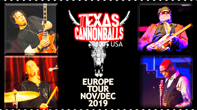 Texas Cannonballs Europe Tour 2019 Welcomes Greece Agent Konstantinos Xiarhos to Europa Booking Netw