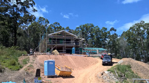 Gold Coast Architects - Build underway