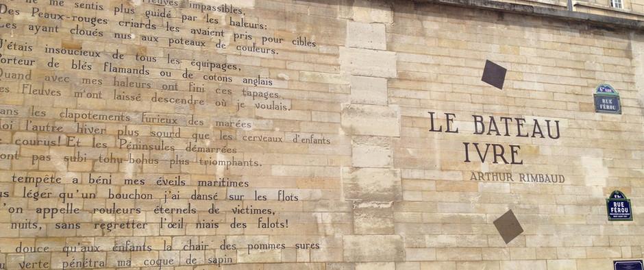 Paris en poésie