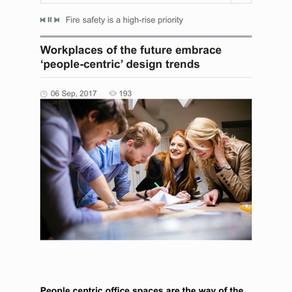 Build Australia   GorisCo Feature Article on Future of Office Design