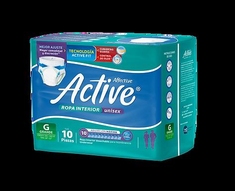 Affective Active Grande 10 pzas.