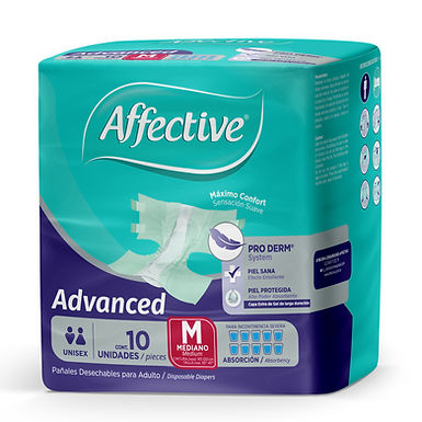 Affective Advanced Mediano