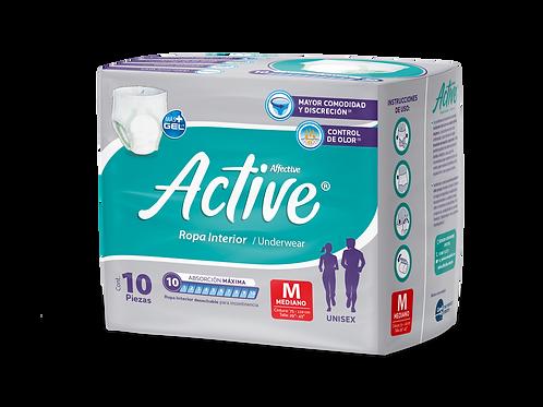 Affective Active Mediano 10 pzas.