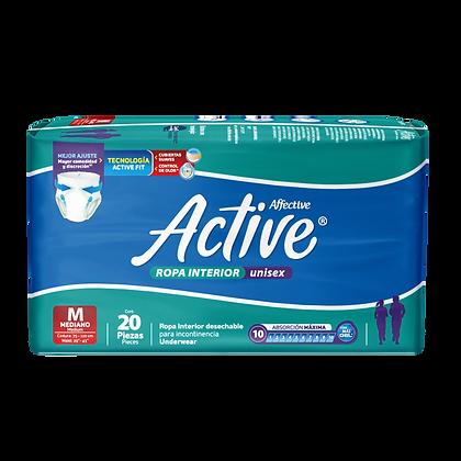 Affective Active Mediano 20 pzas. y Grande 18 pzas.