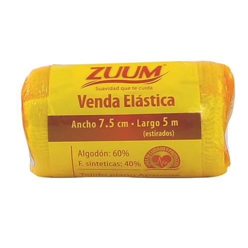 Zuum Venda Elástica 7.5 cms.  * 5 mts.