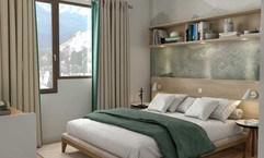 Chambre - Avoriaz  - Haute Savoie