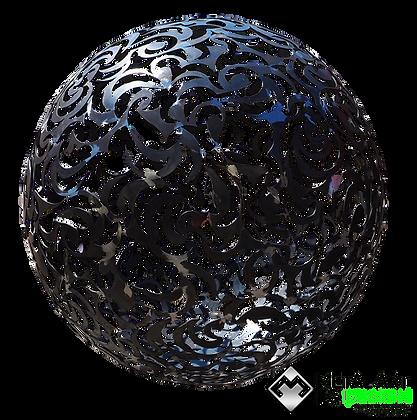 Filigree Sphere