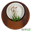 Thumbnail: Circle hanging planter