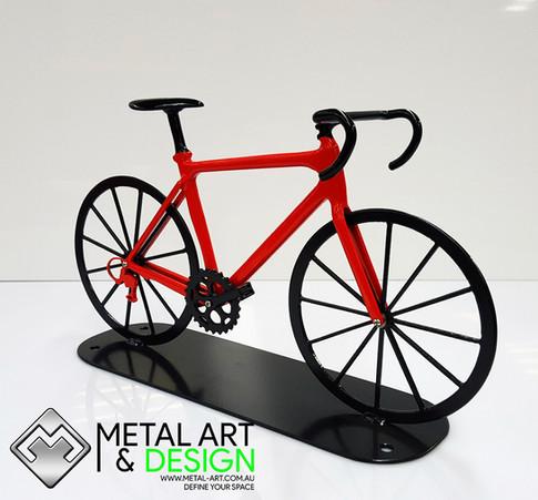 Bike Plaque