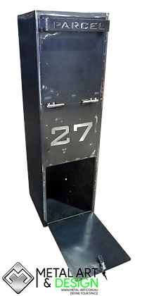 Parcel box (standalone)