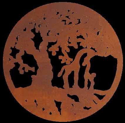 Giraffe Tree of Life