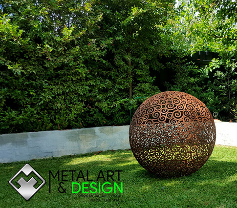 swirls sphere