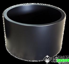 Powder coated ring