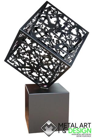 Anchor cube
