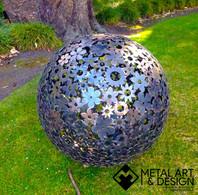 Flowers sphere