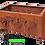 Thumbnail: Gum Leaf rectangle fire pit