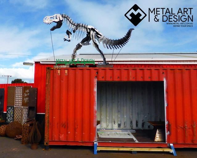 Large T-Rex