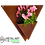 Thumbnail: Triangle wall planter