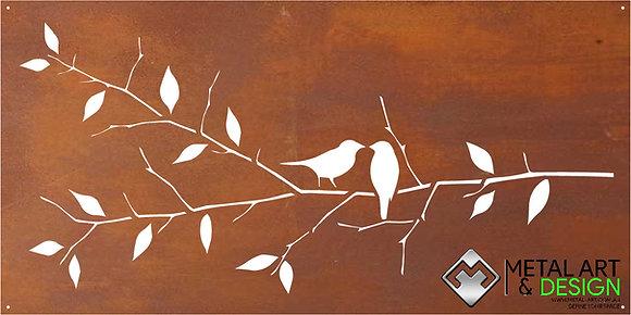 Bird Branch screen