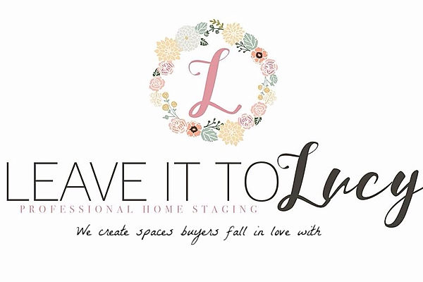 Leave it to Lucy Logo