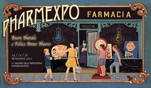 PHARMEXPO  vi aspetta il 2017