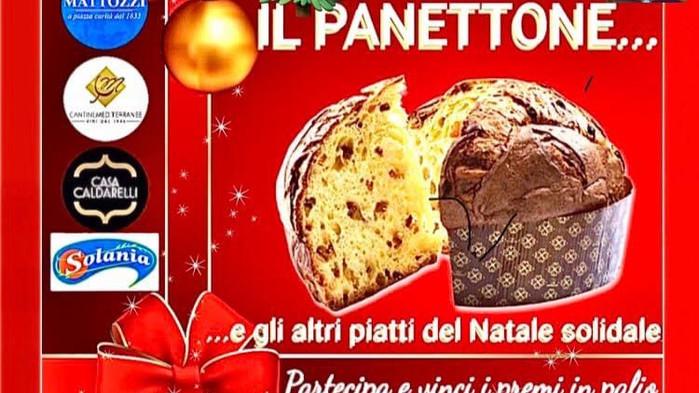 """""""IL PANETTONE E GLI ALTRI PIATTI DEL NATALE SOLIDALE"""""""