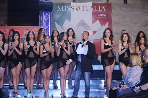 MISS ITALIA  - II TAPPA