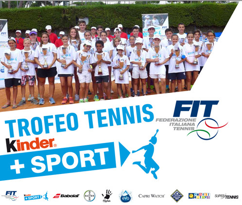 Trofeo Tennis FIT Kinder + Sport 2017