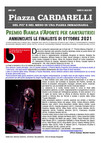 DIECI LE CANTAUTRICI SELEZIONATE PER LE FINALI DI OTTOBRE DEL XVII PREMIO BIANCA D' APONTE