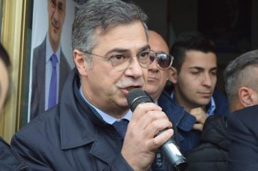 GIOSY ROMANO CHIUDE LA CAMPAGNA ELETTORALE CON MARA CARFAGNA