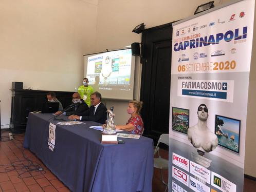 CAPRI-NAPOLI TROFEO FARMACOSMO