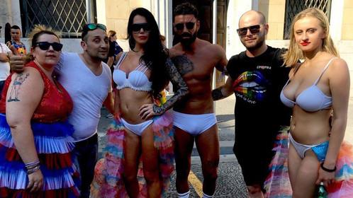 GAY PRIDE O CARNEVALE DI RIO