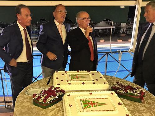 CIRCOLO POSILLIPO: SUCCESSO DI PARTECIPAZIONE DI SOCI, ATLETI E OSPITI PER I FESTEGGIAMENTI
