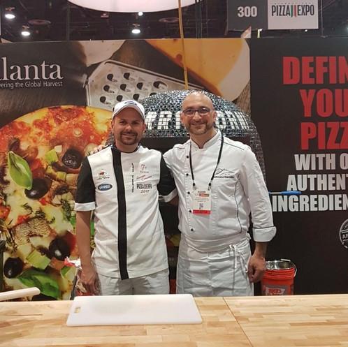 Campania e Sicilia protagoniste all'International Pizza Expo di Las Vegas