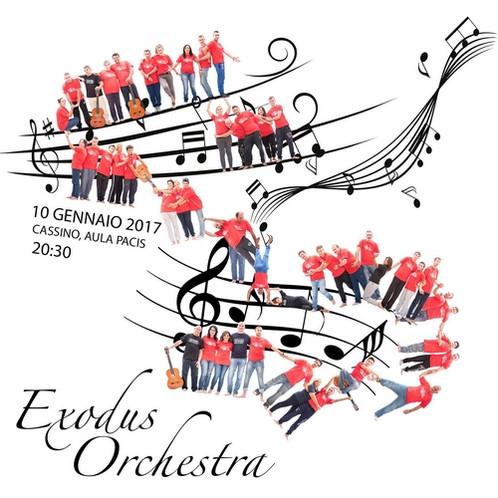 """Concerto di debutto della""""Exodus Orchestra"""""""