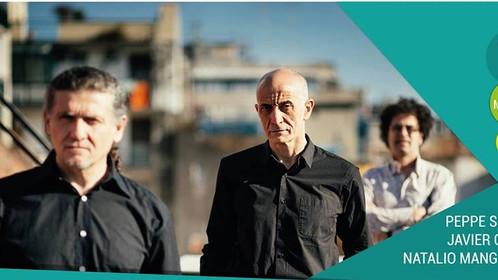 Peppe Servillo, Javier Girotto e Natalio Mangalavite saranno al Nabilah