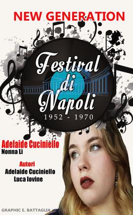 FESTIVAL DI NAPOLI: ADELAIDE CUCINIELLO