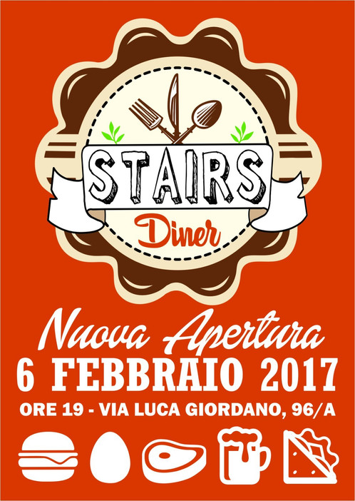 Arriva Stairs Diner
