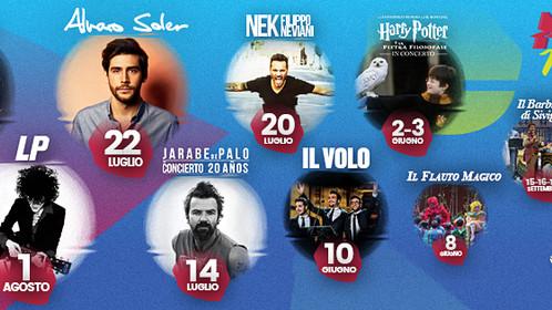 Noisy Naples Fest stand e sconti in città