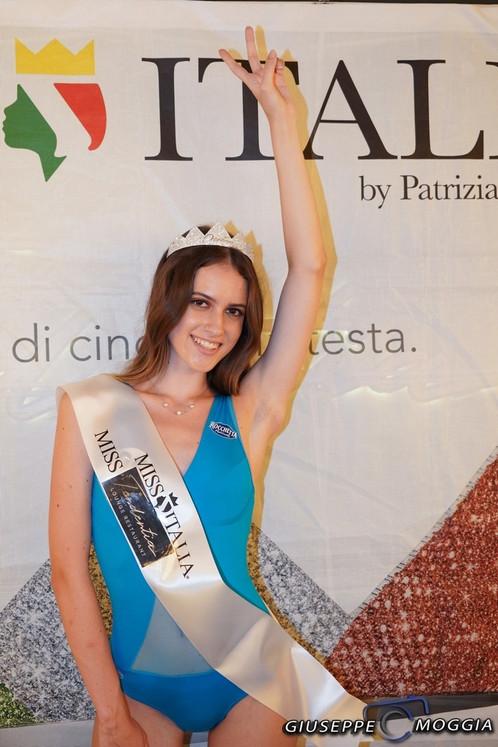 MISS ITALIA: ELVIRA SCARFARO VINCE LA TAPPA DI NAPOLI